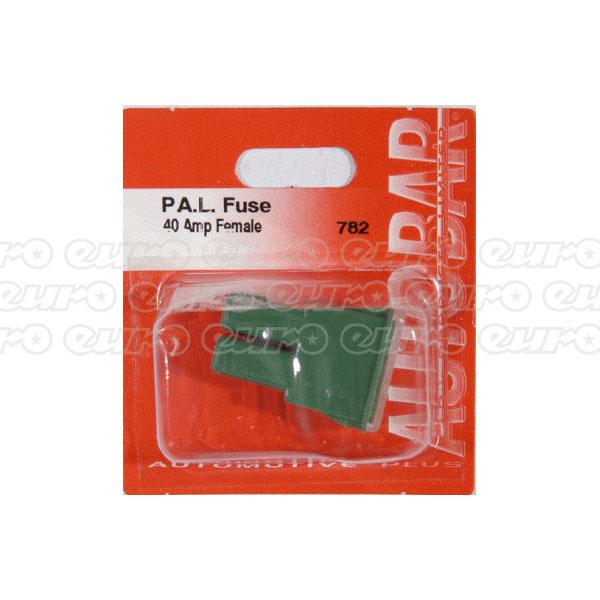 PAL Fuse Female 40amp Single