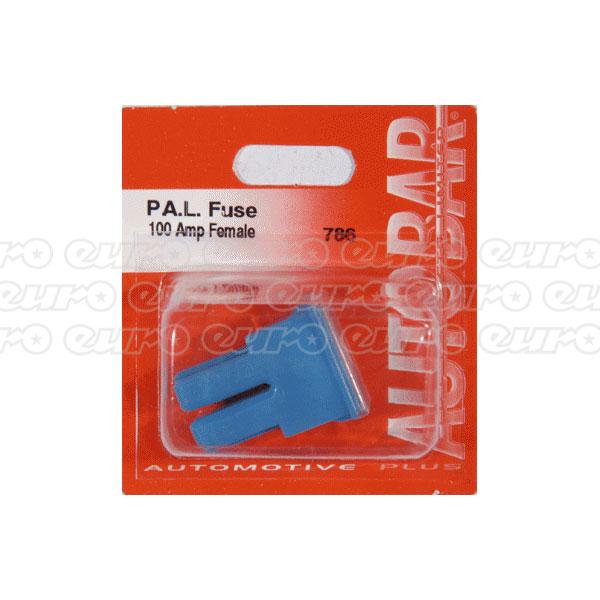 Pal Fuse Female 100 Amp Single