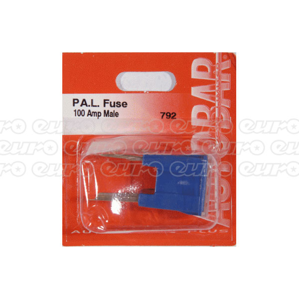 PAL Fuse Male 100 amp Single