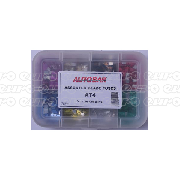 Autobar Assorted Tray Blade Fuses 160
