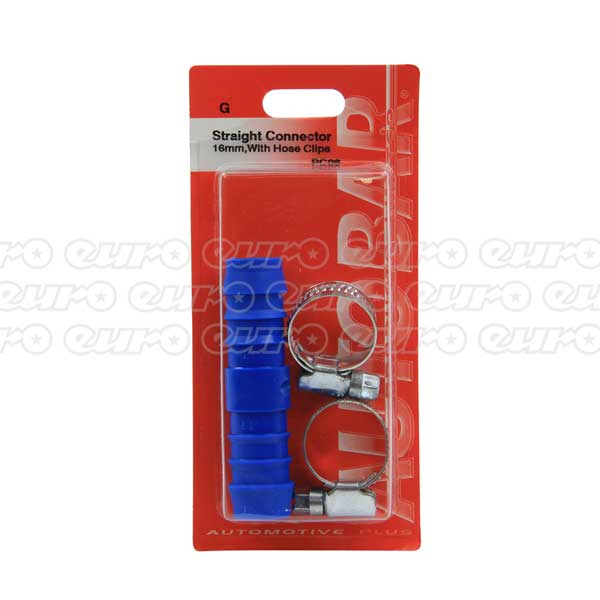 Straight Connector 16mm