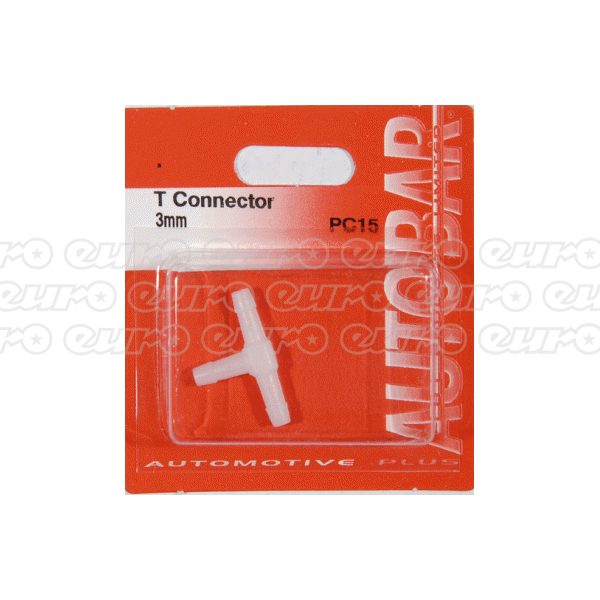 T Connector 3mm