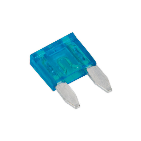Sealey BCF10015A Automotive MINI Fuse 15Amp Pack of 10