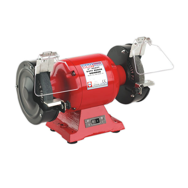 Sealey BG150XD/99 Bench Grinder 150mm 450W/230V Heavy-Duty