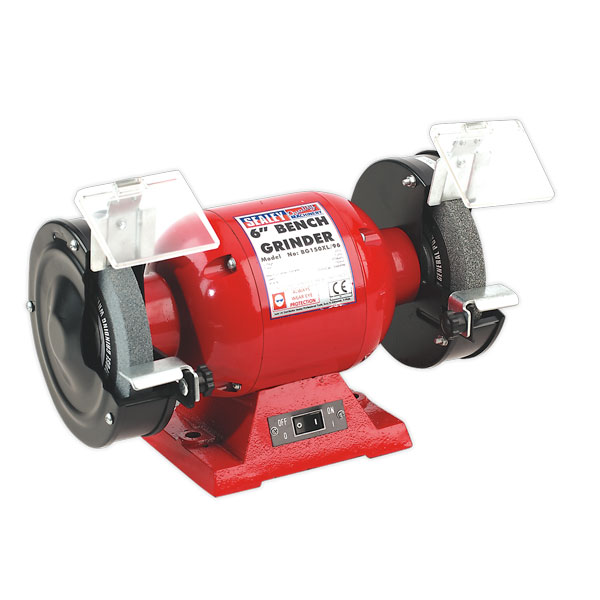 Sealey BG150XL/96 Bench Grinder 150mm 370W/230V