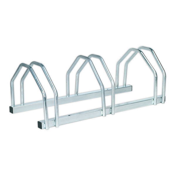 Sealey BS15 Cycle Rack 3 Cycles