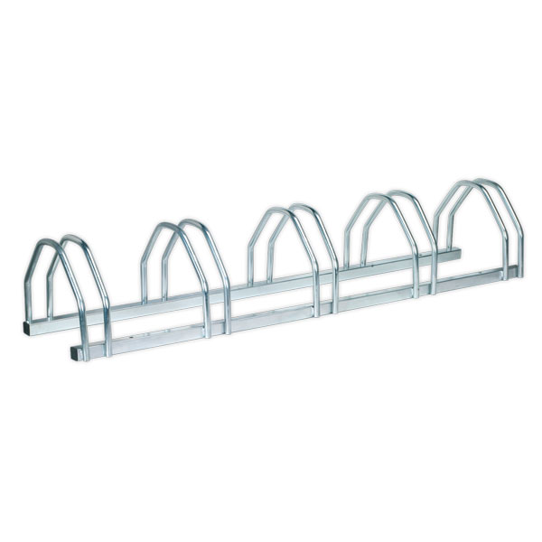 Sealey BS16 Bicycle Rack 5 Bicycle