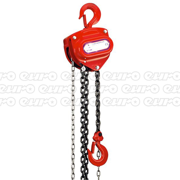 Sealey CB2000 Chain Block 2ton 2.5mtr