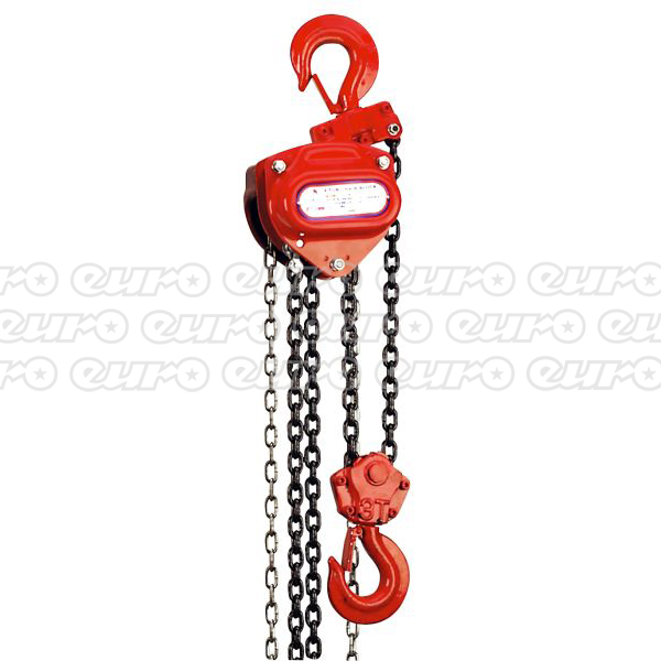 Sealey CB3000 Chain Block 3ton 3mtr