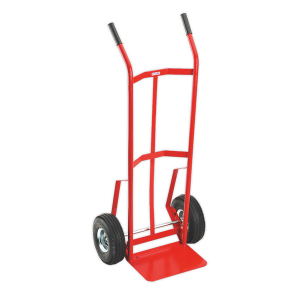 Sealey CST987 Sack Truck with Pneumatic Tyres 200kg Capacity