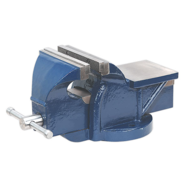 Sealey CV200XT Vice 200mm Fixed Base Professional Heavy-Duty