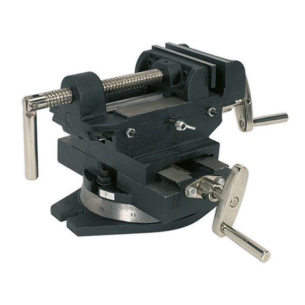 Sealey CV4 Cross Vice 100mm