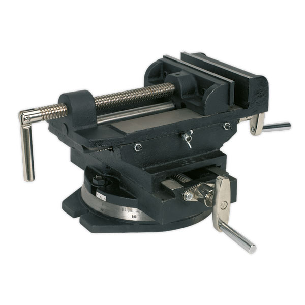 Sealey CV6 Cross Vice 150mm
