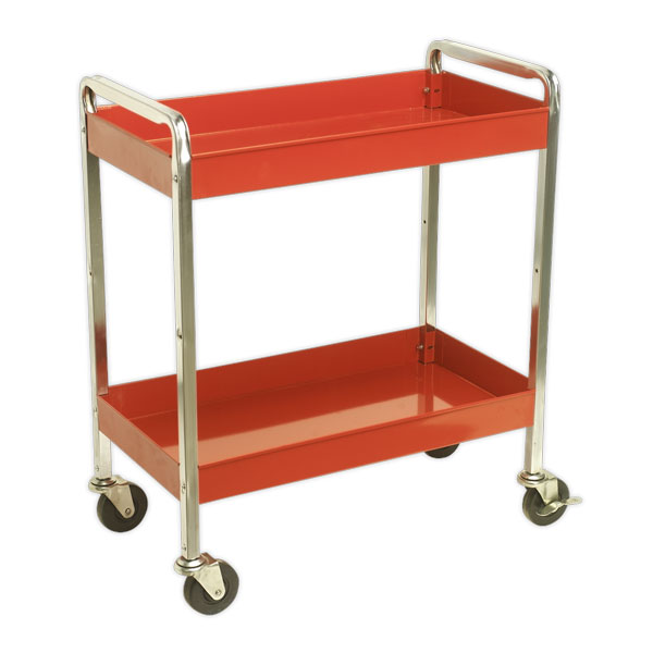 Sealey CX102 Trolley 2-Level Extra Heavy-Duty