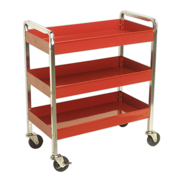 Sealey CX103 Trolley 3-Level Extra Heavy-Duty
