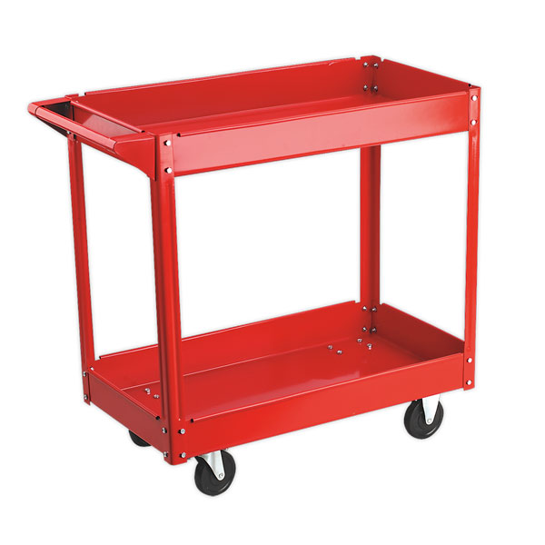 Sealey CX105 Trolley 2-Level Heavy-Duty