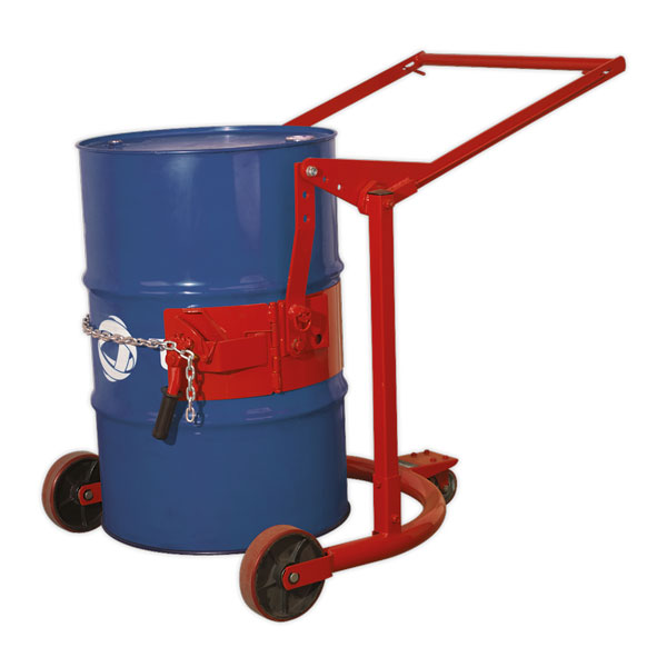 Sealey DH02 Mobile Drum Handler 205ltr