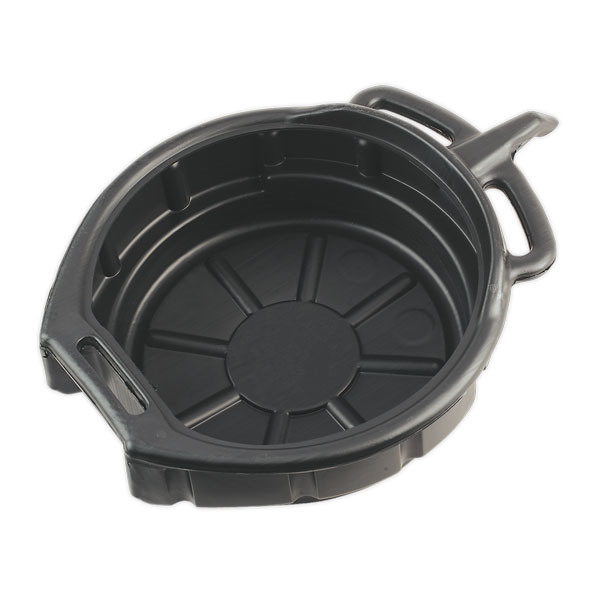 Sealey DRP03 Oil/Fluid Drain Pan 17ltr