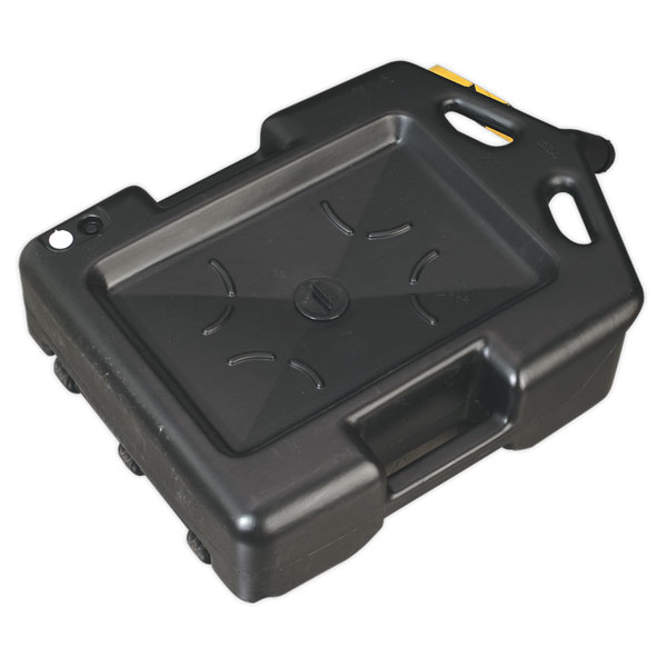 Sealey DRP09 Oil/Fluid Drain & Recycling Container 54ltr - Wheeled