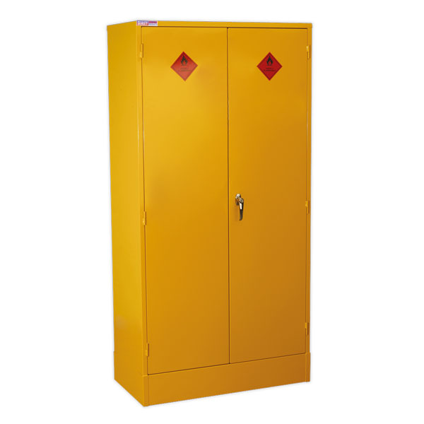 Sealey FSC03 Hazardous Substance Cabinet 900 x 460 x 1800mm