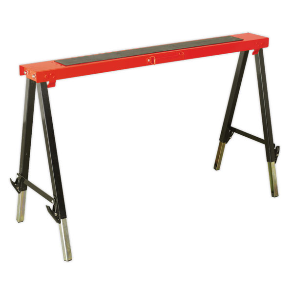 Sealey FTAL1 Fold Down Trestle Adjustable Legs