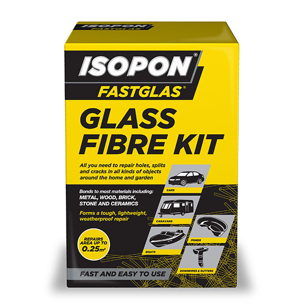 U-POL U-Pol Fastglas Glass Fibre Kit (Small)