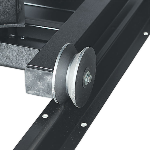Sealey HBS97R Rails for Headlamp Beam Setter