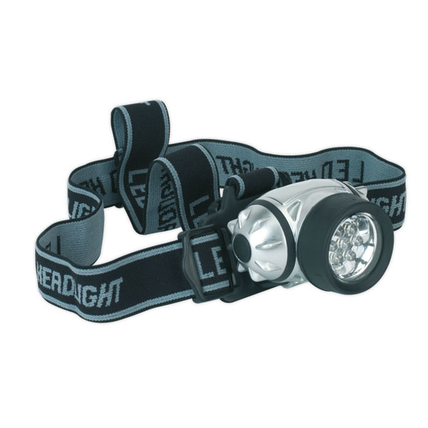 Sealey HT07LED 7 LED Headband Torch