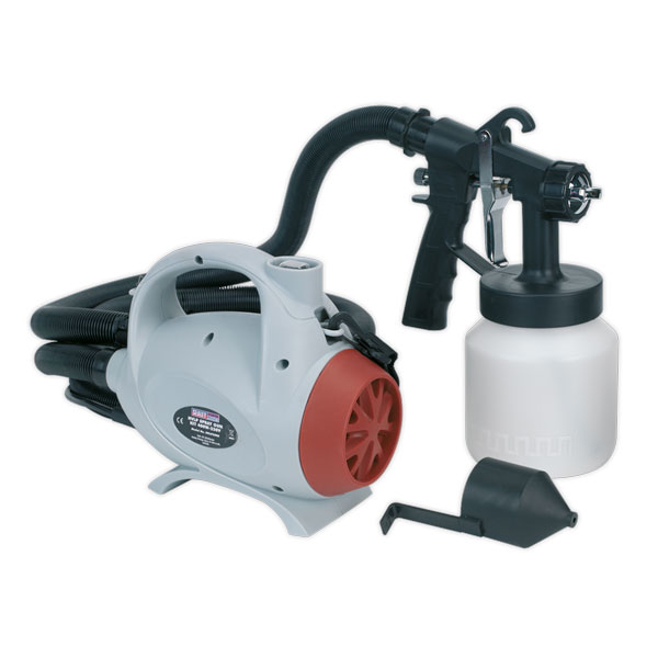 Sealey HVLP2000 HVLP Spray Gun Kit 400W - 230V