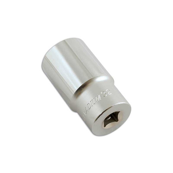 "Laser Deep Socket 1/2""D 32mm"