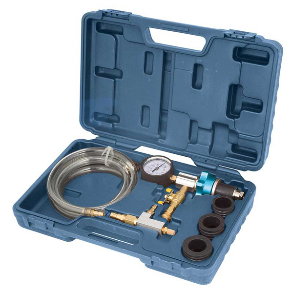 Laser Cooling System Vacuum Purge & Refill Kit