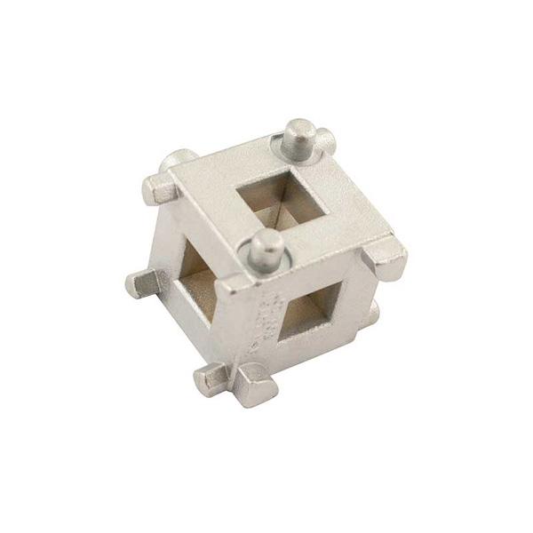 "Laser Brake Piston Cube 3/8""D"