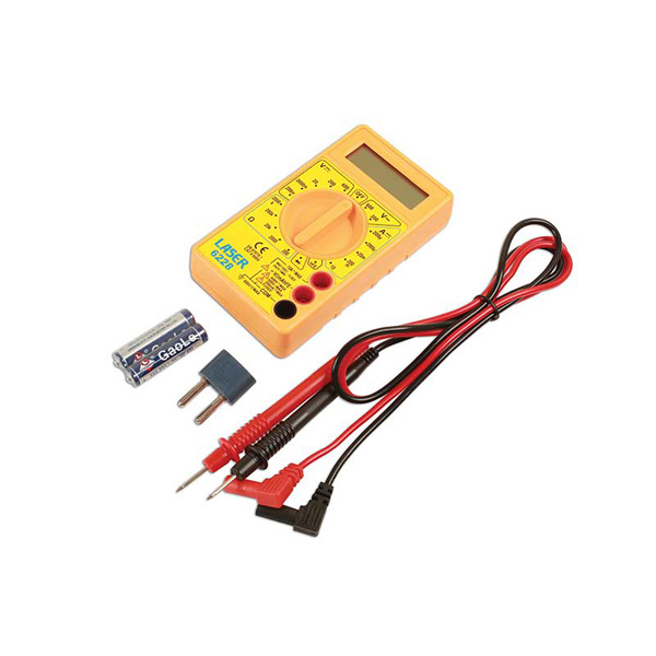 Laser Multimeter - Digital