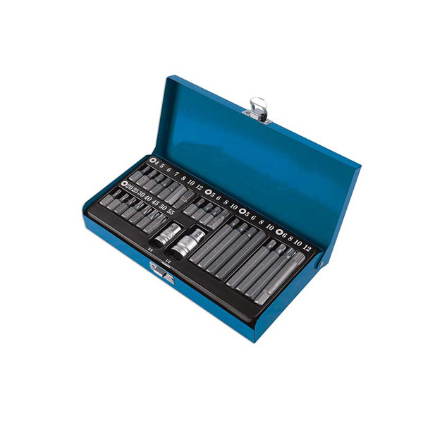 Laser Automotive Bit Set 28pc