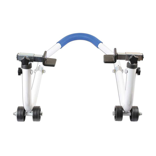 Laser Motorcycle Stand - Front/Rear