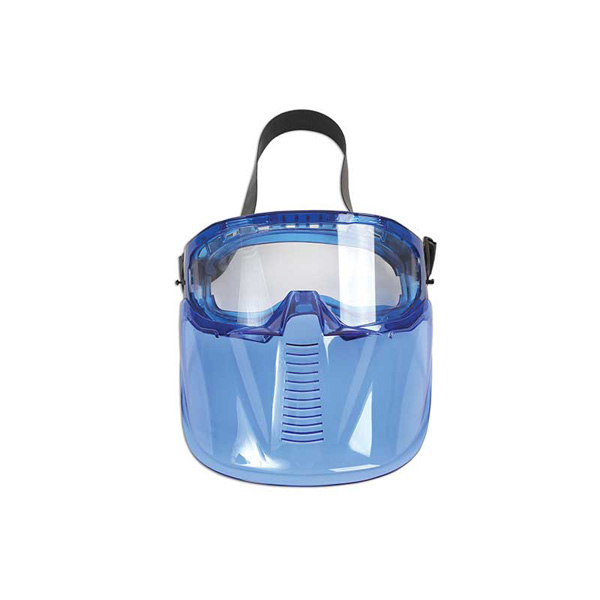 Laser Safety Goggles - Detachable Face Shield