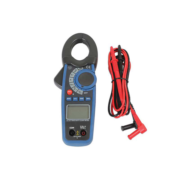 Laser AC/DC Digital Clamp Meter CAT III 1000A