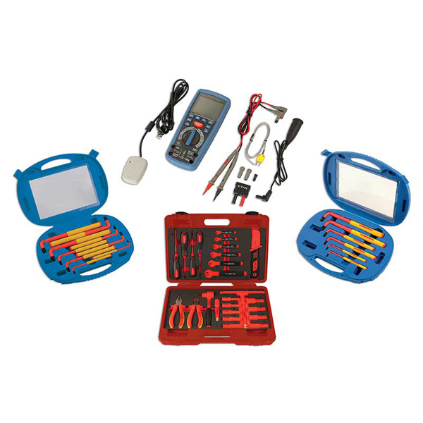 Laser Hybrid Tools Safety Pack
