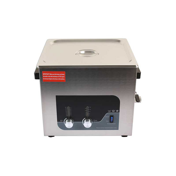Laser Ultrasonic Cleaner 13L - with Euro plug
