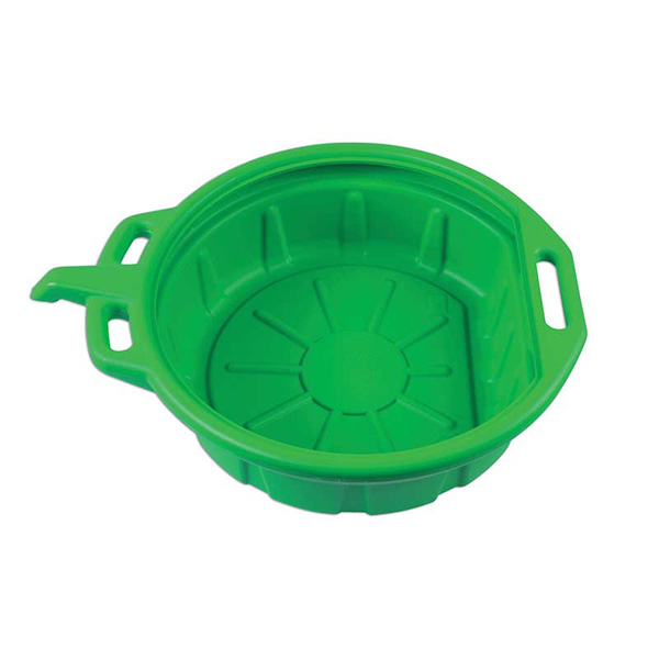 Laser Fluid Drain Pan - Green