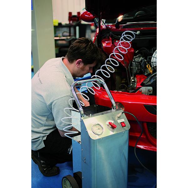 Laser High Pressure Brake Bleeder 12V