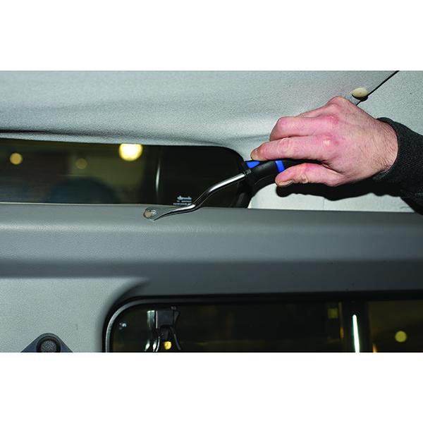 Laser Clip Remover And Tungsten Tipped Scraper Set 5pc
