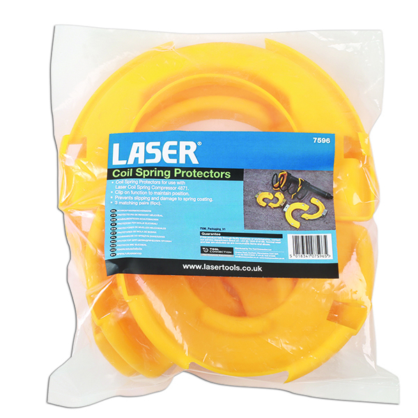 Laser Coil Spring Protectors
