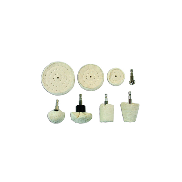Laser Surface Polishing Set 8pc