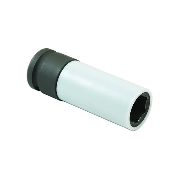 "Laser Deep Impact Wheel Nut Socket 18mm, 1/2""D"