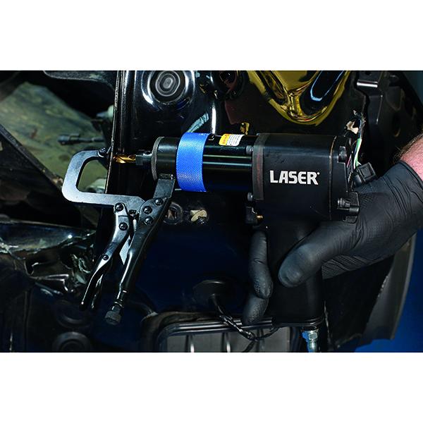 Laser Air Spot Weld Drill - Multi-Speed