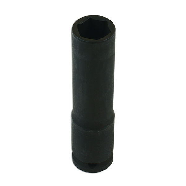 "Laser Extra Deep Impact Socket 19mm 1/2""D"