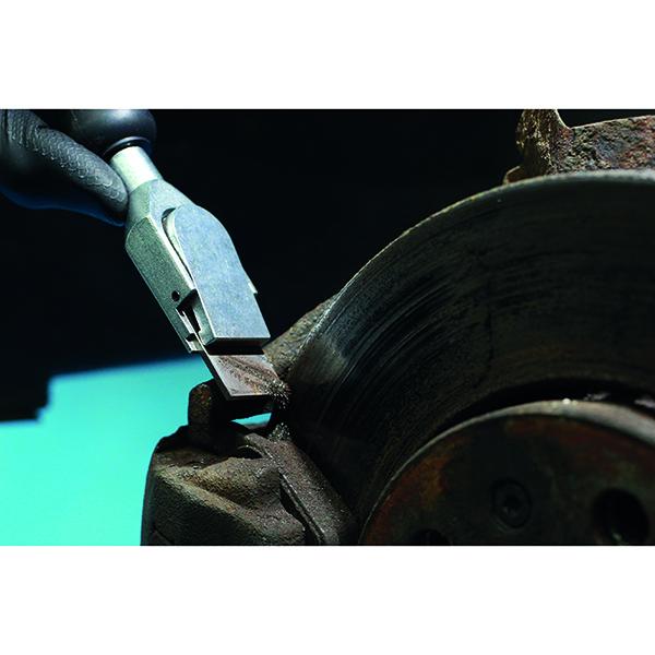 Laser Brake Disc Lip Removal Tool