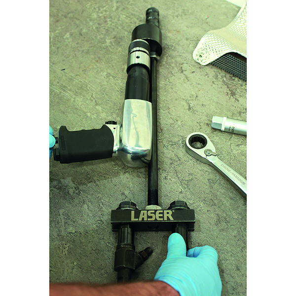 Laser Paired Injector Puller Adaptor