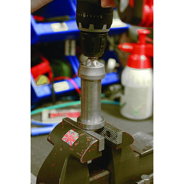 Laser External Deburr/Chamfer Tool 13-35mm